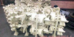 Новая технология отливки деталей для производства минитракторов
